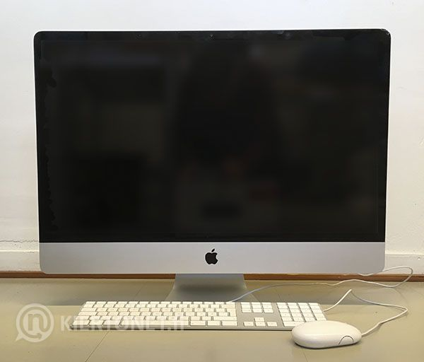 iMac 27-inch, Late 2009, 8d1def