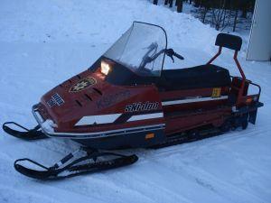 Ski-Doo NORDIK 600