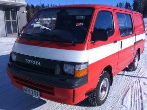TOYOTA HIACE LH118L-SBMRSW-VAN-4X4/259