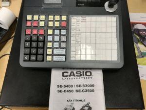 Kassakone Casio SE-C450