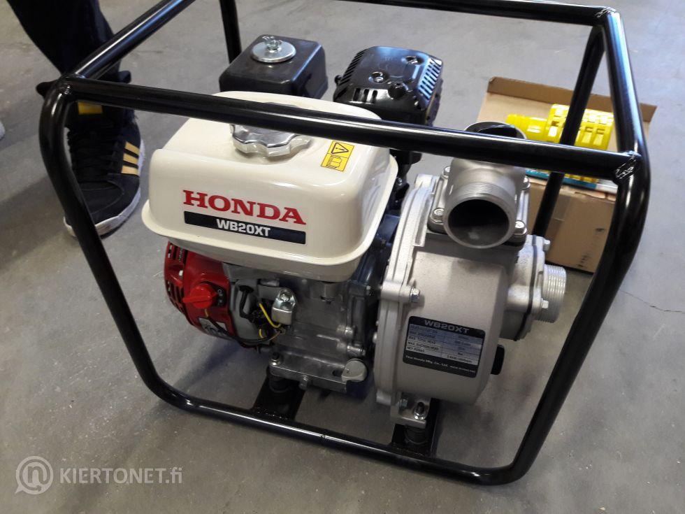 UUSI KÄYTTÄMÄTÖN Honda WB20XT vesipumppu.