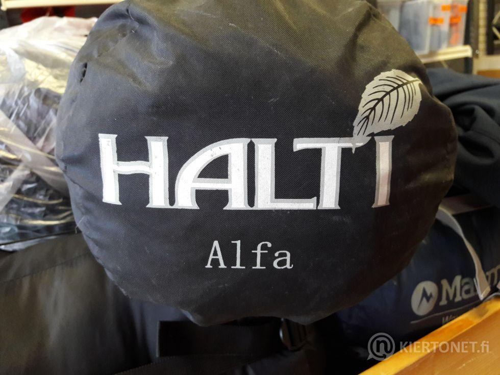 Halti Alfa teltta, 5 kpl erä.