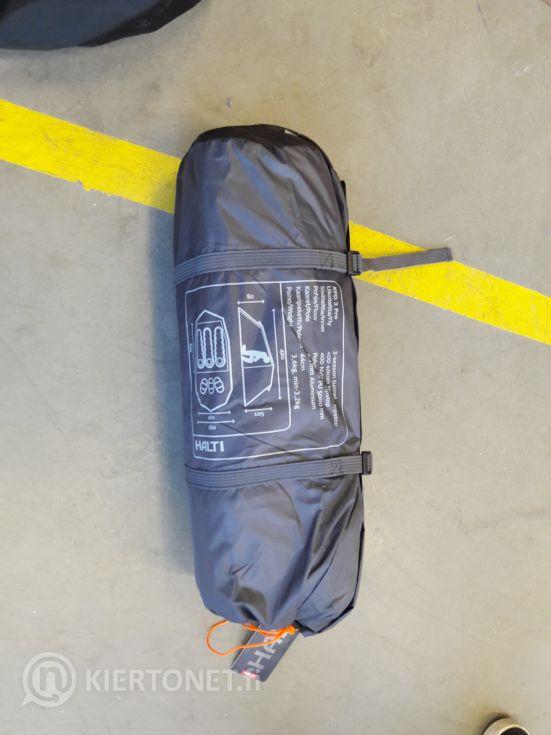 Halti XPD 3 Pro teltta, 7 kpl erä.