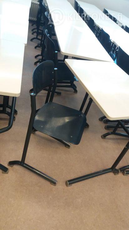 Oppilaspöytiä ja tuoleja 36kpl nro2