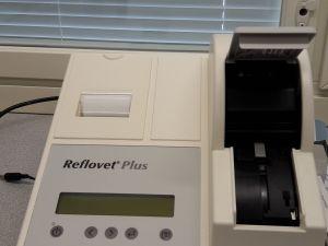 Kuivakemian analysaattori