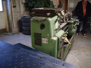 Metallisorvi, Saimaca ks155, Italia 1963