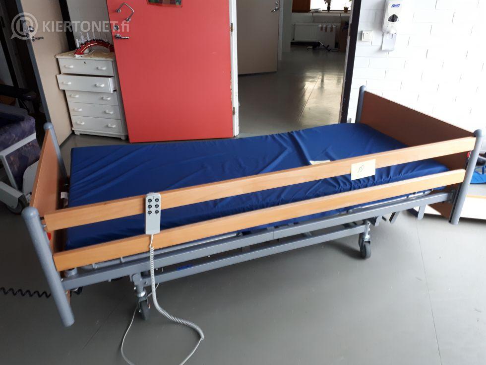Sairaalasänky nro 10