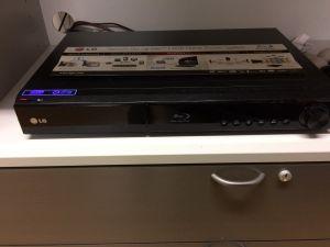 Blu-Ray kotiteatteri, LG