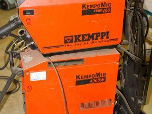 KEMPPI Kempomig 4000 W + Feed 400 -mig hitsauslaite, nro 1
