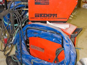 KEMPPI Kempomig 4000 W+ Feed 400 -mig hitsauslaite, nro 2