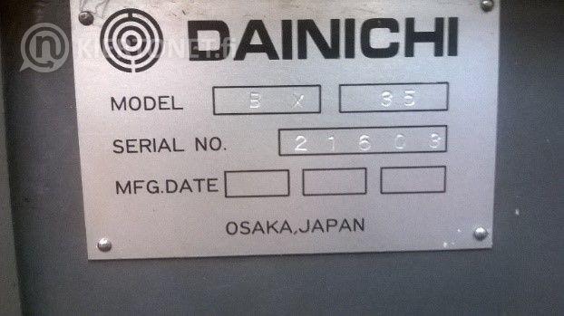 Cnc-sorvi Dainichi