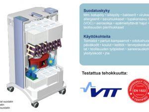 ICleen ilmanpuhdistin (nro 12)