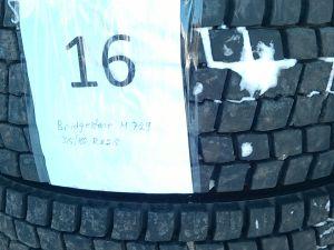 Kuorma-auton renkaat Bridgestone M 729, 315/80 R 22,5 2 kpl.