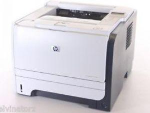 HP LaserJet P2055dn -mustavalkotulostin (A4)