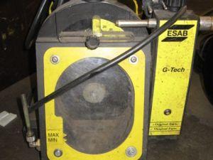 Esab, G-Tech  Tig-elektrodinteroitin Pos 10.