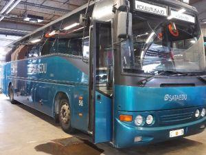 Linja-auto, Scania