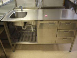 Pesupöytä nro 2, Metos Classic 650