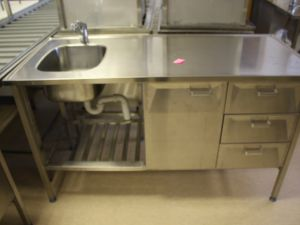 Pesupöytä nro 11, Metos Classic 650