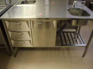 Pesupöytä nro 8, Metos Classic 650
