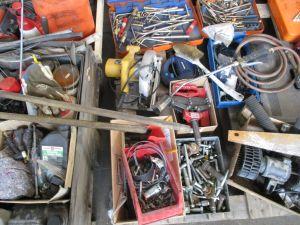 Työkaluja ja muuta sekalaista tavaraa - nro 5