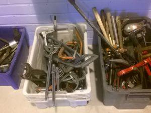 Sekalaista; Työkaluja