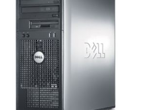 Dell Optiplex 760 Tower Computer Intel
