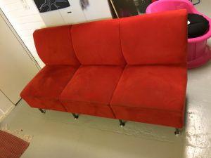 Sohva, punainen