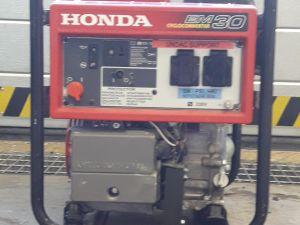 Honda EM30 bensiinikäyttöinen aggregaatti, nro. 30.