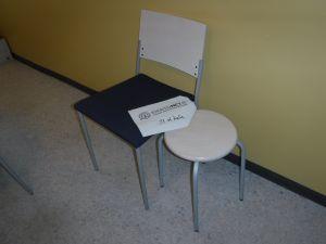 Kaksi tuolia nro 93