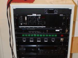 Keskusradiolaitteisto