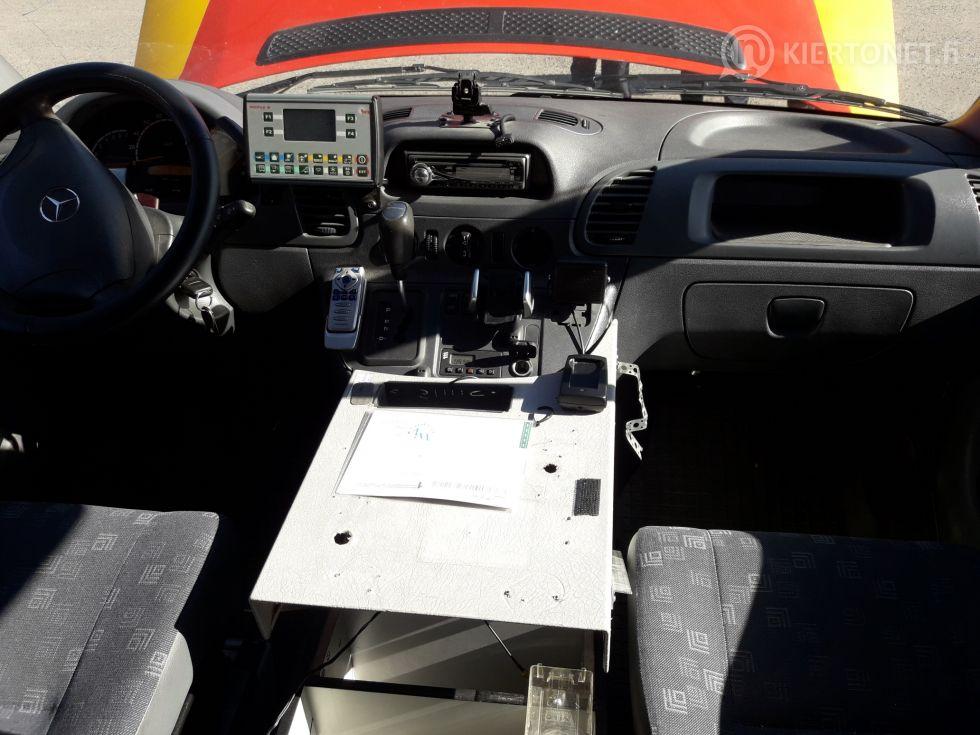 Mercedes-Benz Sprinter 316 CDI automaatti
