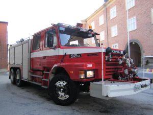 Scania T92HL-6x2 Sammutusauto -86