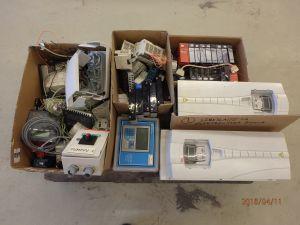 Käytöstä poistettua vesilaitoksen sähkö- ja elektroniikka tavaraa