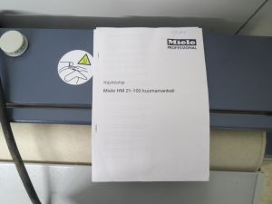 Miele HM 21-100 Kuumamankeli
