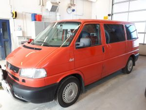VW Caravelle TDi syncro 4x4