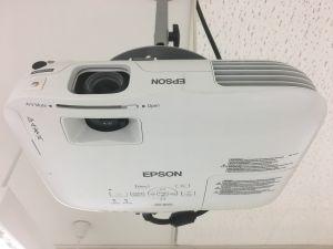 Epson EB-E10 videotykki