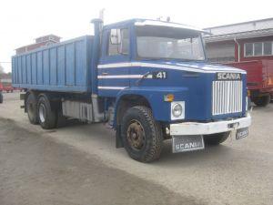 Scania LS140  S50
