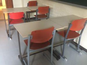 20 kpl pulpetti + 20 kpl tuoli