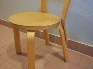 4 lasten Artek tuolia