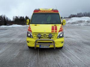 MB Sprinter ambulanssi