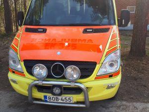 Ambulanssi Mercedes-Benz Sprinter 319 CDI A vm. 2010