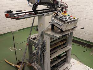 3-akselinen robotti