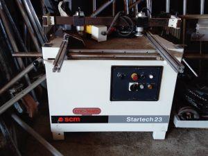 Monikaraporakone SCM Startech 23