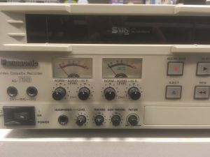 S-VHS nauhuri, Panasonic Ag-7350