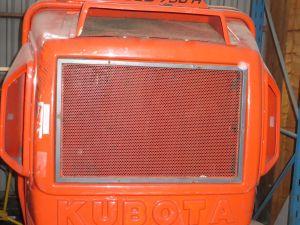 Kubota GCD 750 H ruohonkerääjä