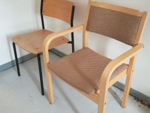 Tuolit 2 kpl