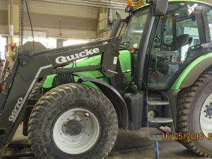 Deutz-Fahr Agrotron traktori