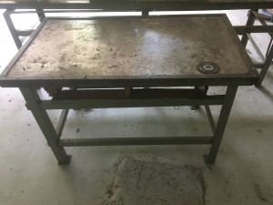 Pajapöytä, 65 x 115