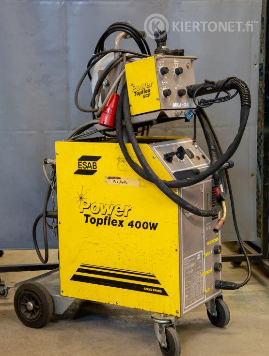 ESAB Power Topflex 400W MIG-hitsauskone.