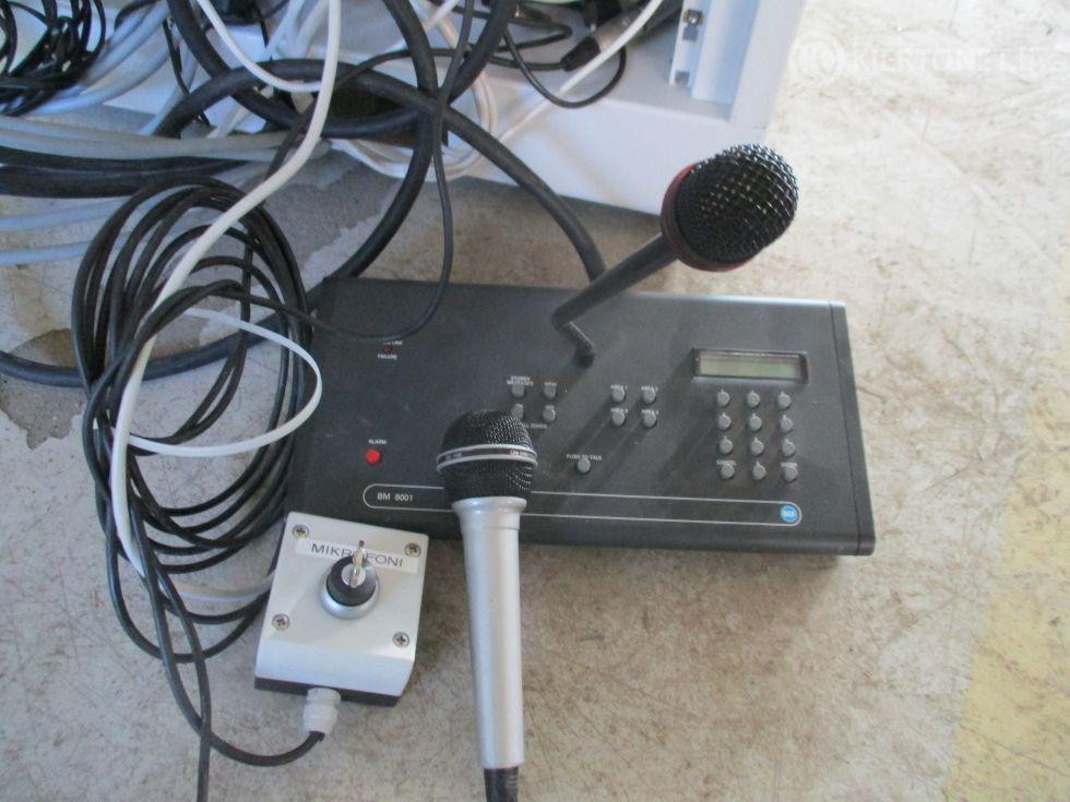 Audiolaitteisto